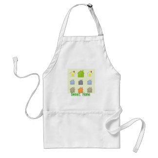 SweetHome House Warming Party Adult Apron