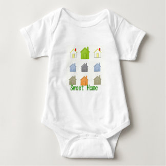 SweetHome House Warming Party Baby Bodysuit