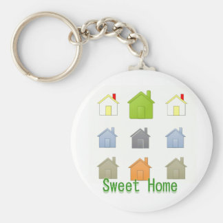 SweetHome House Warming Party Keychain