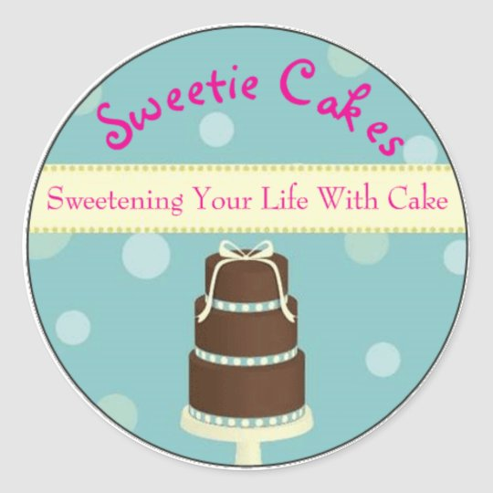 sweeti cakes stickers