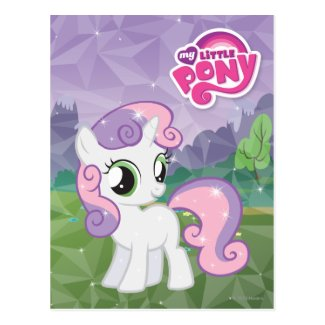 Needle and Thread My Little Pony Stamp, My Little Pony Party