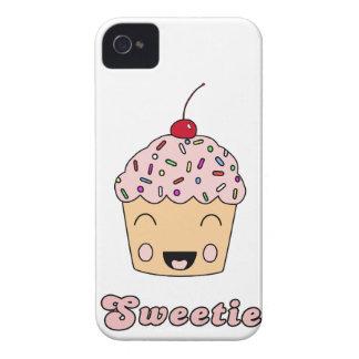 Sweetie Cupcake iPhone 4 Case