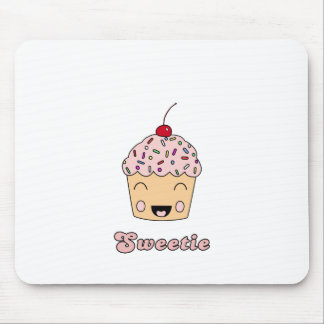 Sweetie Cupcake Mouse Pad