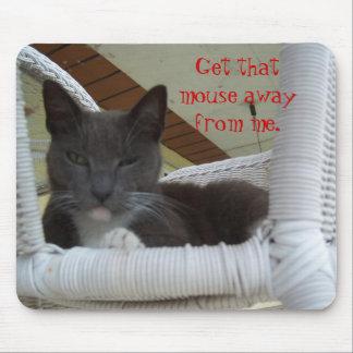 Sweetie el gato alfombrillas de ratones