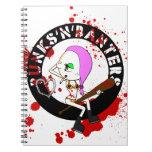 Sweetie logo cuadernos