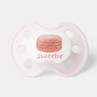 sweetie macaron baby BooginHead pacifier