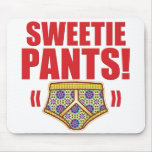 Sweetie Pants Flowery Mousemats