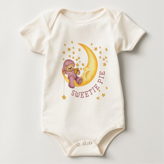 Sweetie Pie Baby Baby Bodysuit