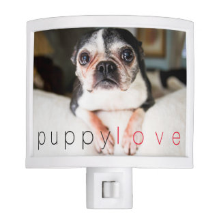 Sweetie Pie Boston Terrier Nightlight