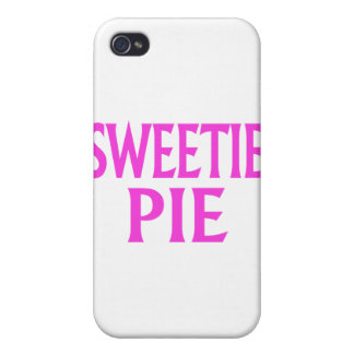 Sweetie Pie Cases For iPhone 4