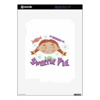 Sweetie Pie Decals For The iPad 2