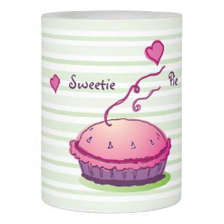 Sweetie Pie Flameless Candle