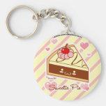 Sweetie Pie Keychain