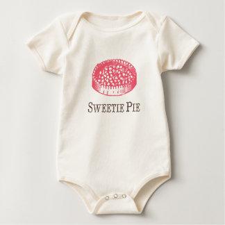 Sweetie Pie Organic Baby Bodysuit