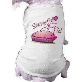 Sweetie pie pet clothing