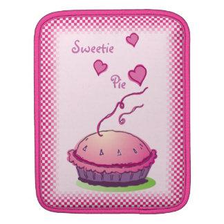 Sweetie Pie pink vertical iPad Sleeve