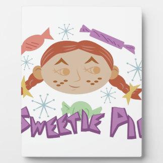 Sweetie Pie Plaque