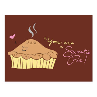 Sweetie Pie Post Cards