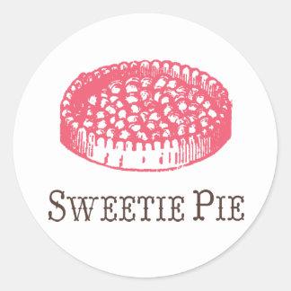 Sweetie Pie Stickers
