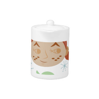 Sweetie Pie Teapot