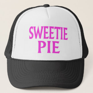 Sweetie Pie Trucker Hat