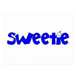Sweetie Postcard