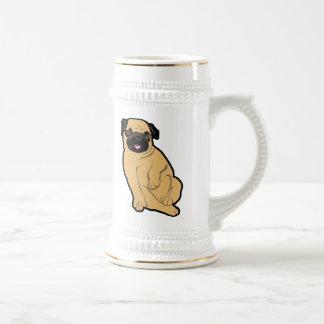 Sweetie Pug Beer Stein