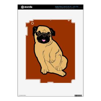 Sweetie Pug iPad 3 Skin