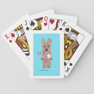 SWEETIE WHEATIE PLAYING CARDS