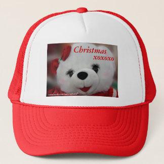 SweetieBearCap-customize Trucker Hat
