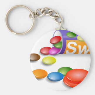 Sweeties Keychain