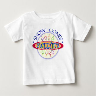 Sweetie's Snow Cone Tee Shirt - baby