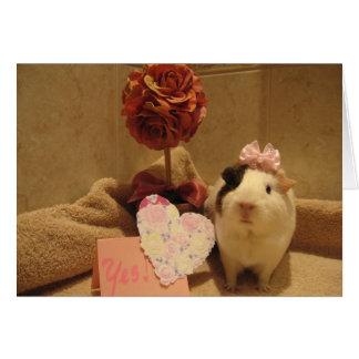 Sweetie's Valentine Greeting Cards