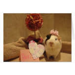 Sweetie's Valentine Stationery Note Card