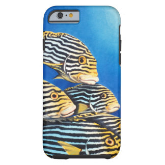 Sweetlips in Raja Ampat Tough iPhone 6 Case