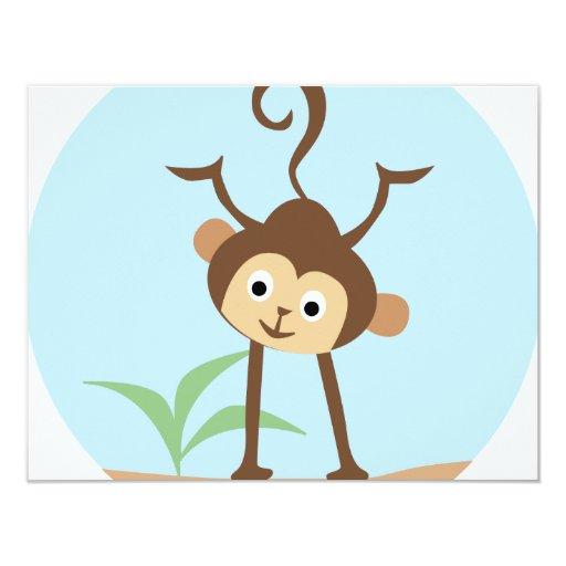 SweetLittleMonkey3 Card