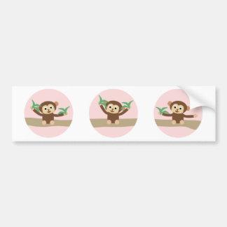 SweetLittleMonkey7 Bumper Sticker