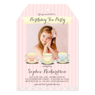 Browse the Girl's Birthday Invitations Collection and personalize by color, design, or style.