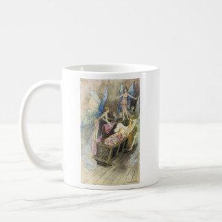 Sweetly Singing Around Thy Bed Mug