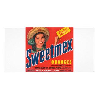 Sweetmex Customized Photo Card