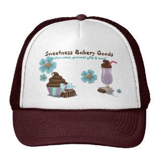 Sweetness Bakery CUSTOM CAKE DECORATOR BUSINESS Trucker Hats