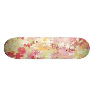 Sweetness Paper MULTI-COLORED PAINTED DIGITAL BACK Skateboard Deck