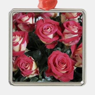 Sweetness Rose arrangement at Hacienda Compania Christmas Ornament