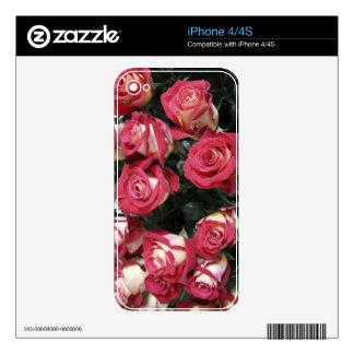 Sweetness Rose arrangement at Hacienda Compania Skin For iPhone 4S