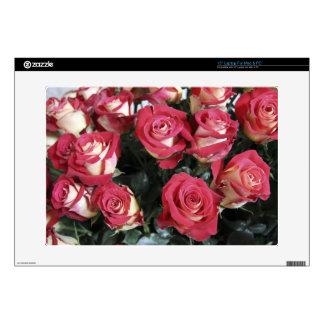 Sweetness Rose arrangement at Hacienda Compania Skin For Laptop