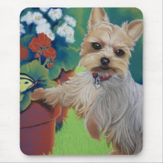 Sweetness, Yorkie Mouse Pad