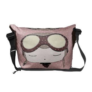 sweetom pilot courier bag