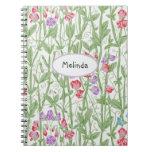 Sweetpea Cuadernos