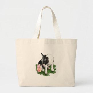 sweetpea large tote bag