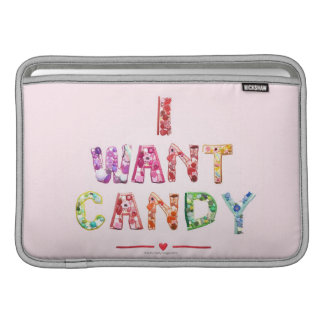 Sweets 2 sleeve for MacBook air
